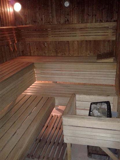 Sauna fińska w Łaźni Miejskiej (foto1)