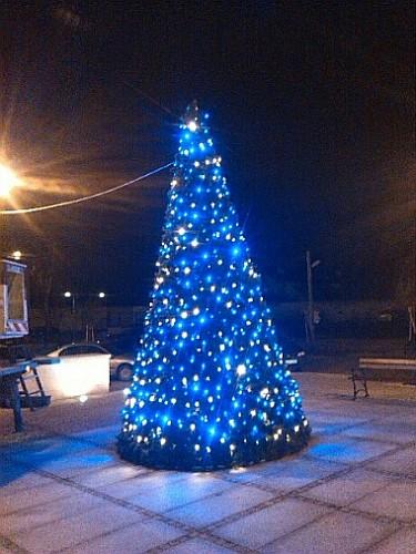 Plac Kilińskiego - dekoracje świąteczne (foto3)