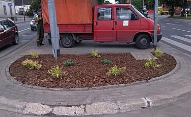 Rabaty - ul.3-go Maja i ul.Armii Krajowej (foto1)