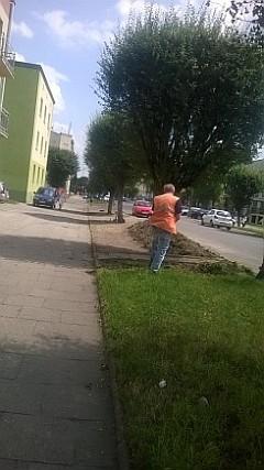 Rabaty - ul.Długa - przygotowanie (foto2)