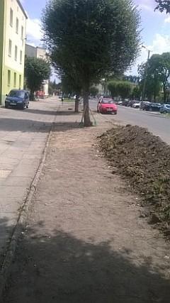 Rabaty - ul.Długa - przygotowanie (foto3)